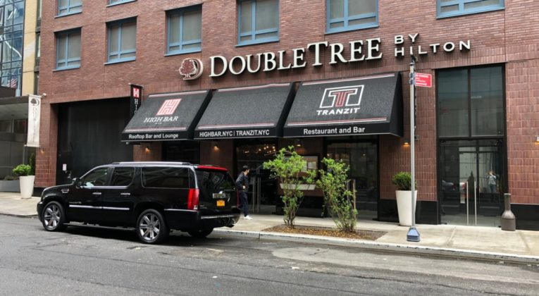 doubletree, hilton, time square west, new you, hotel, review
