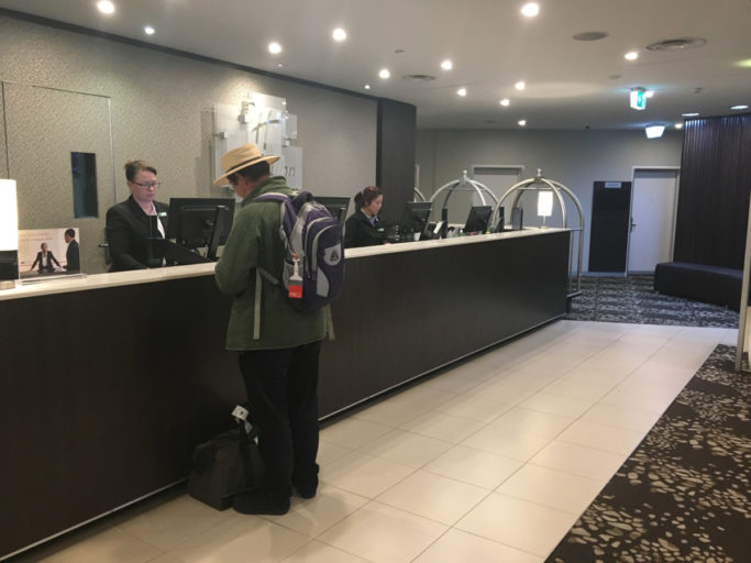 Review - Holiday Inn Melbourne Airport - Australië