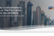 Gratis overnachting in Ritz-Carlton Doha met Qatar Airways