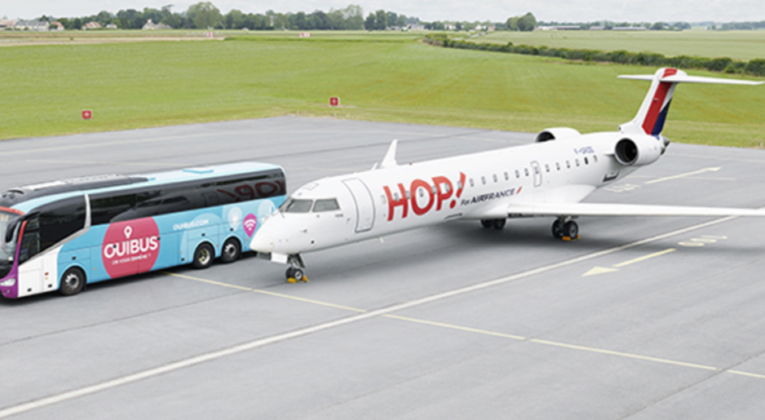 Air France, hop! Ouibus