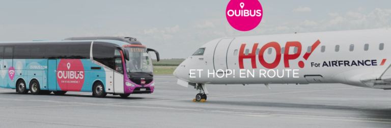 hop! Air France, Ouibus