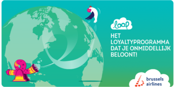 Brussels Airlines past Frequent Flyerprogramma Loop aan