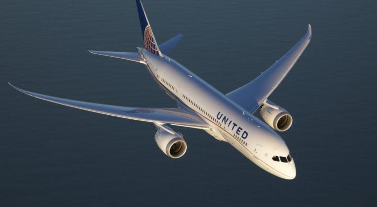 United eerste maatschappij uit VS met complete Boeing 787 familie