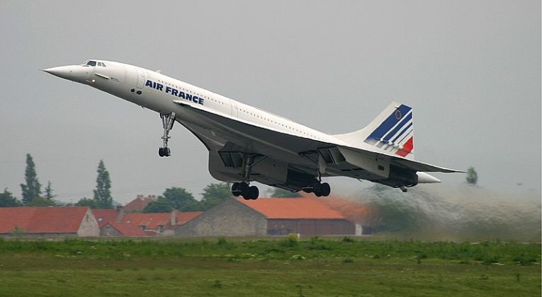 Air France Concorde (Bron: Alexander Jonsson, GNU License)