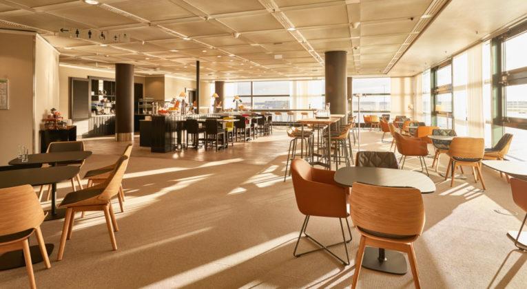 Lufthansa Opent Panorama Lounge Op Frankfurt Airport