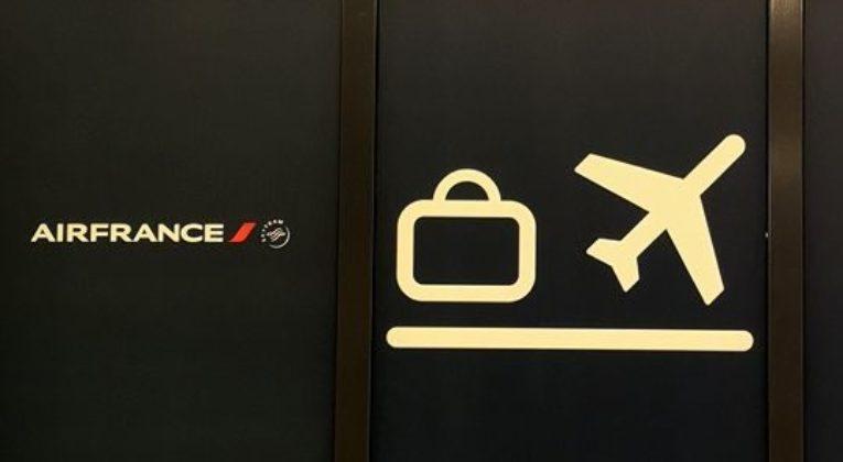 Air France Gare du Nord