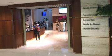 Review - Garuda Indonesia Domestic Lounge Bali Denpasar Airport