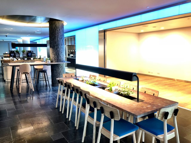 KLM Crown Lounge