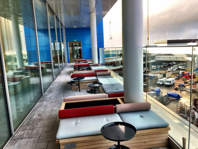 KLM Crown Lounge
