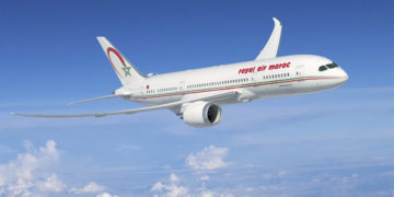 Royal Air Maroc Boeing 787