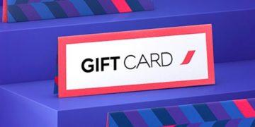 Air France Giftcard (Bron: Air France)