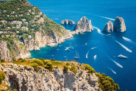KLM introduceert rechtstreekse vluchten naar Italiaanse Napels