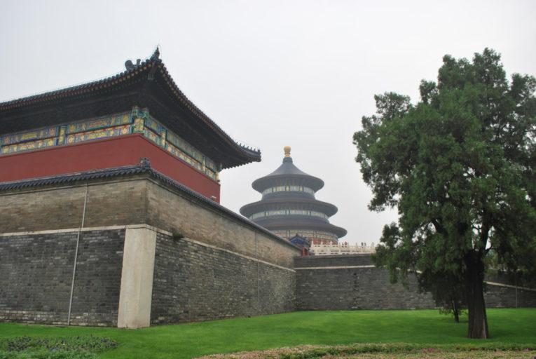 De Tempel van de Hemel in Beijing