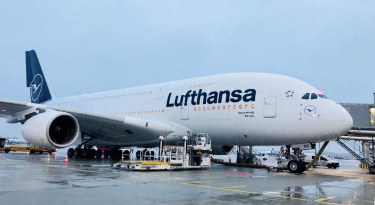 Lufthansa kreeg eind 2017 vijf sterren van Skytrax (Bron: Lufthansa)