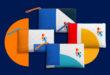 De nieuwe Air France comfort kits zijn kleurrijk vormgegeven (Bron: Air France)