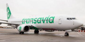 Boeing 737 van Transavia (Bron: Air France - KLM)