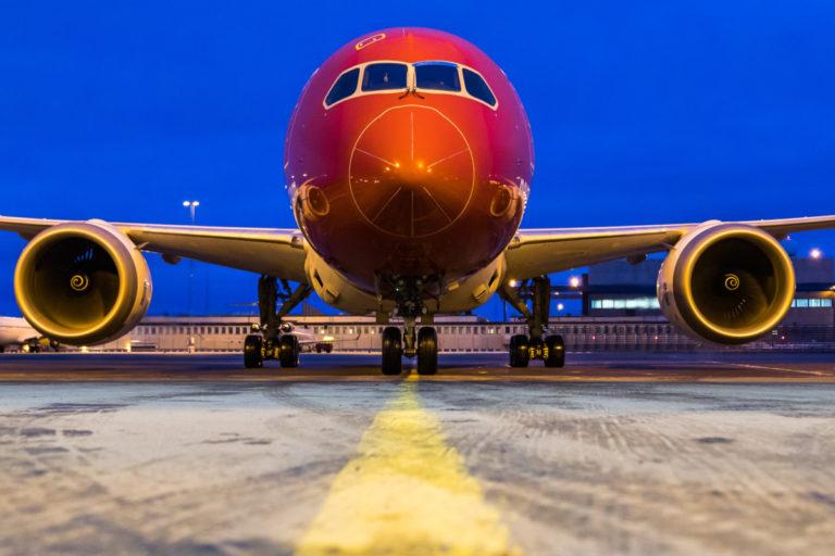 Sale op Long-haul vluchten bij Norwegian