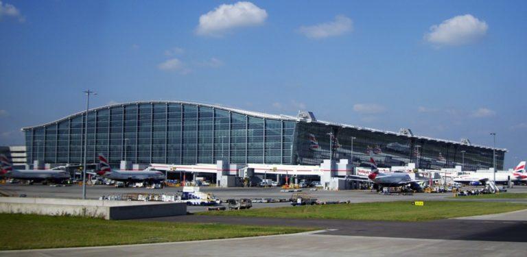Londen Heathrow Terminal 5