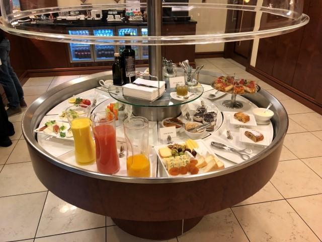 Emirates Lounge Düsseldorf