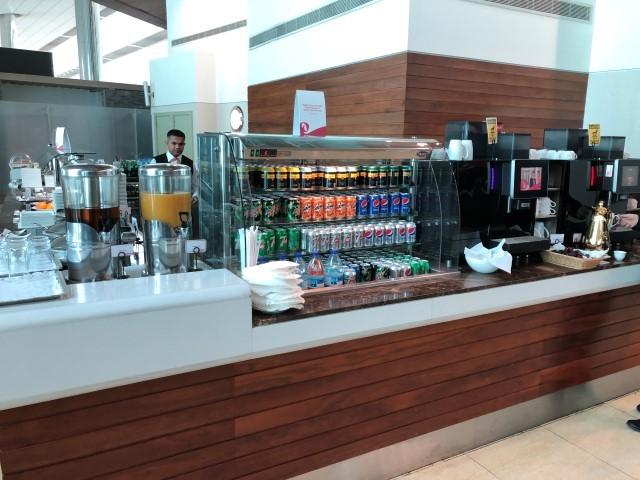 Marhaba Meet&Greet en Concourse B lounge Dubai