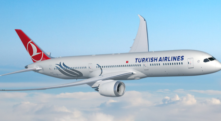 Turkish Airlines B787-9