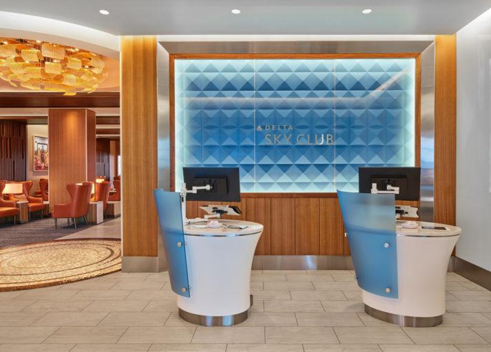 Delta opent nieuwe Sky Club Lounge in Phoenix