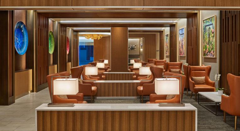 Delta opent nieuwe lounge in Phoenix