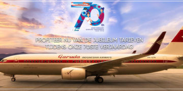 Birthday Sale Garuda Indonesia – Wonderful Indonesia Weeks