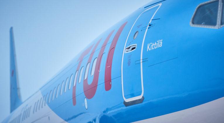 Boeing 737 MAX 8 van TUI