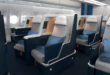 Air France A330 Business Class