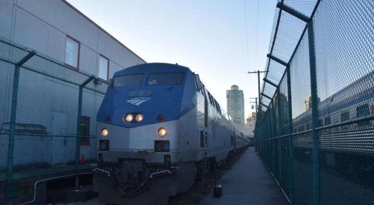 Bestemmingstips - Met Amtrak Cascades trein van Vancouver naar Seattle