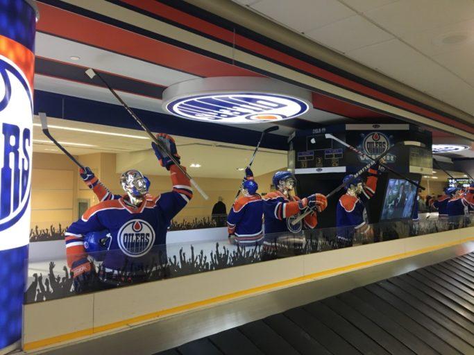 Review – Plaza Premium Lounge – Edmonton International Airport