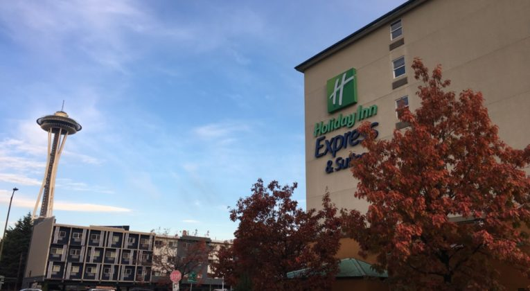 Review - Holiday Inn Express & Suites Seattle-City Center