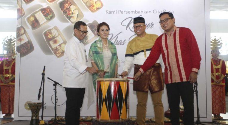 Garuda Indonesia lanceert nieuwe signatuur gerechten in Economy