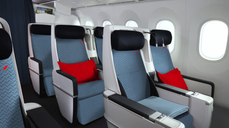 Air France A330 Premium Economy