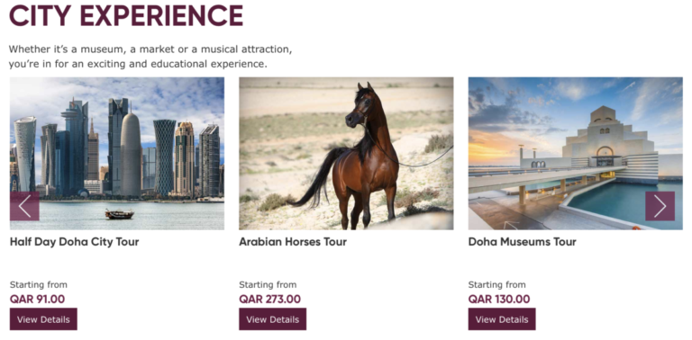Discover Qatar - excursies en tours