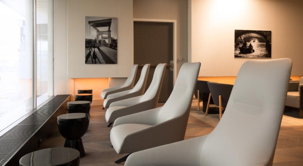Star Alliance, lounge, schiphol