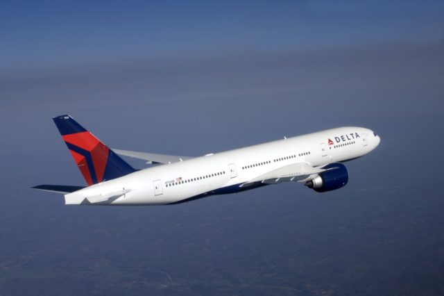 Review - Delta Economy Seattle – Parijs Boeing 777-200