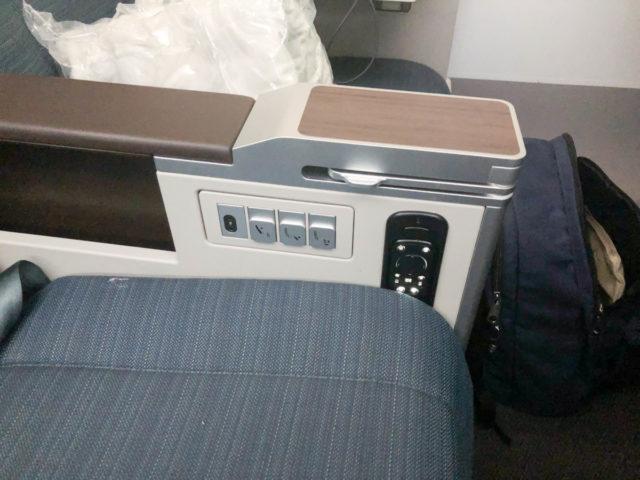 Cathay Pacific Premium Economy Class A350-1000 Amsterdam Hong Kong