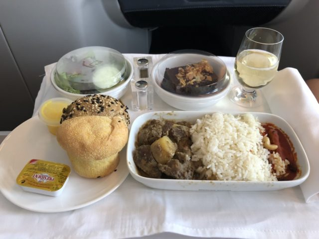 yam pongteh, Malaysia airlines, a330, business class