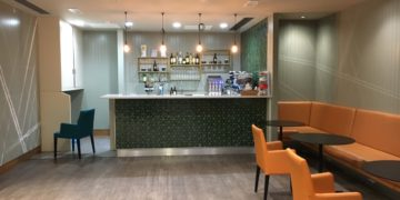 Review - T1 Lounge Dublin Airport