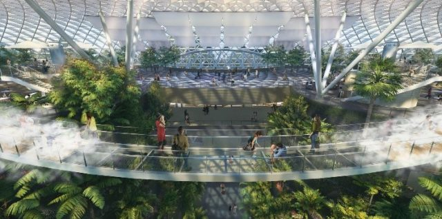 Jewel Changi Airport Singapore