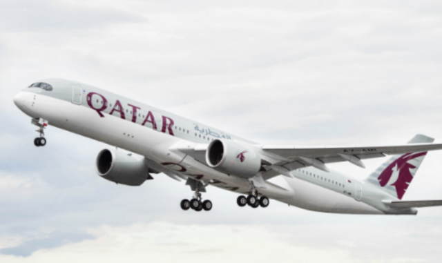 Qatar Airways behaald mooie mijlpaal met aanvulling vloot
