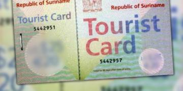 Update: Aanvraag visum Suriname alleen nog maar online