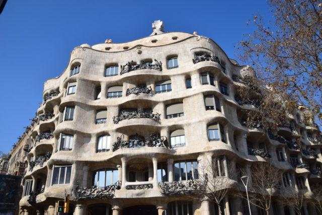 Het bijzondere Casa Milà