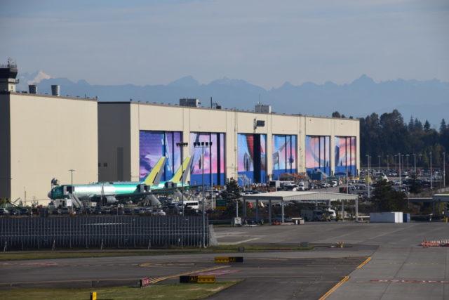 Bestemmingstips - Bezoek aan Boeing Fabriek Future of Flights, Everett