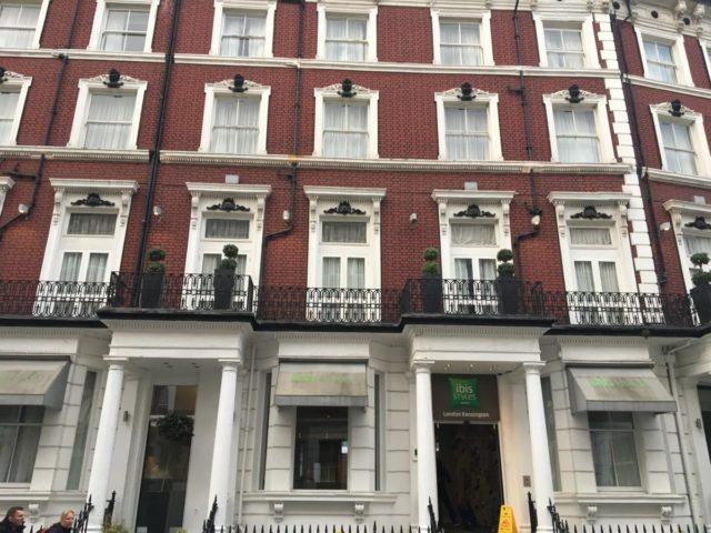 Review - Ibis Styles London Kensington