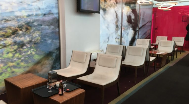 Review: Salon VIP Lubéron Lounge - Marseille Provence Airport