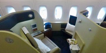 Qantas, a380, first class