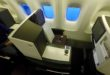 Japan airlines, business class, boeing 767, review